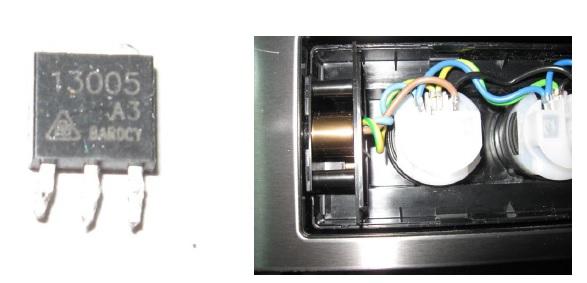 smd 13005 transistor