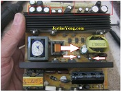 An LCD TV Keeps Shutting Down Repaired