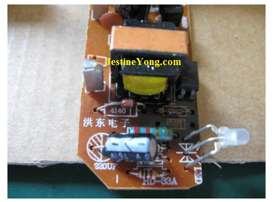 dy294 test power supply