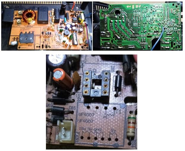 8 pins ic socket