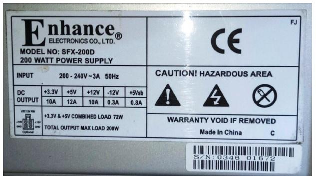 enhanced atx power supply repair