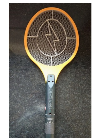 mosquito racket repair