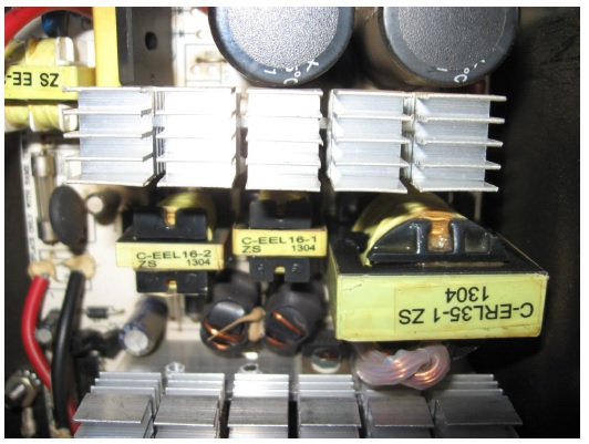 how to fix an atx power supply