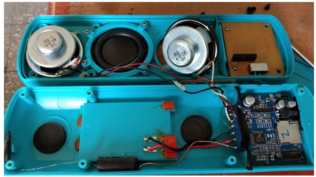 how to fix bluetooth speaker