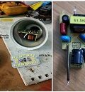 9W LED Bulb Repaired