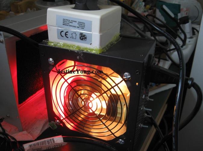 light bulb test atx power supply