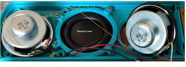 how to fix a broken bluetooth speaker