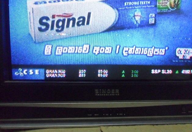 how to repair singer tv no display