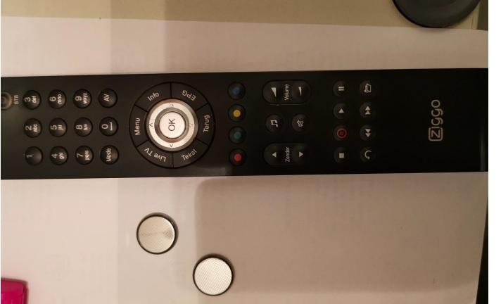 tv remote control repair