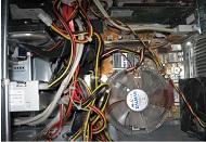 Dead P4P800 Desktop Repair