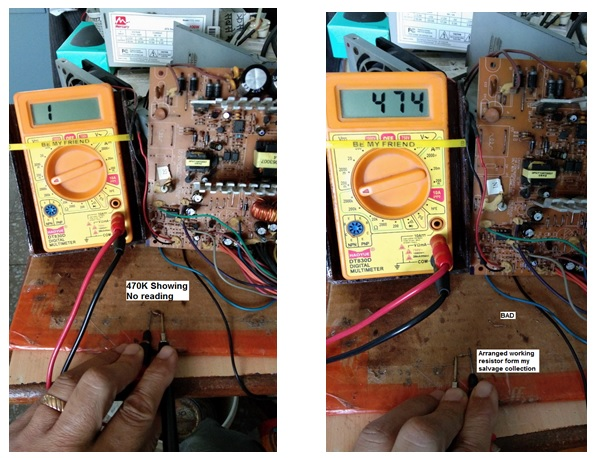 testing atx power supply