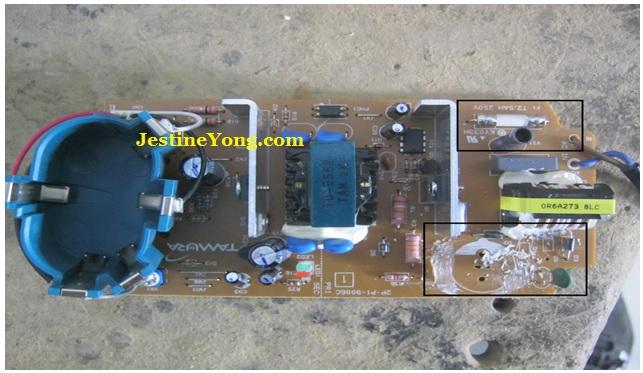 makita power supply repair