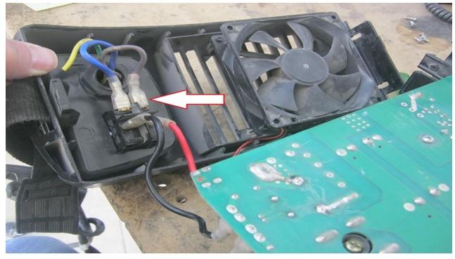 how to fix welding machine
