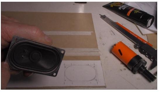 drawing soundbar project