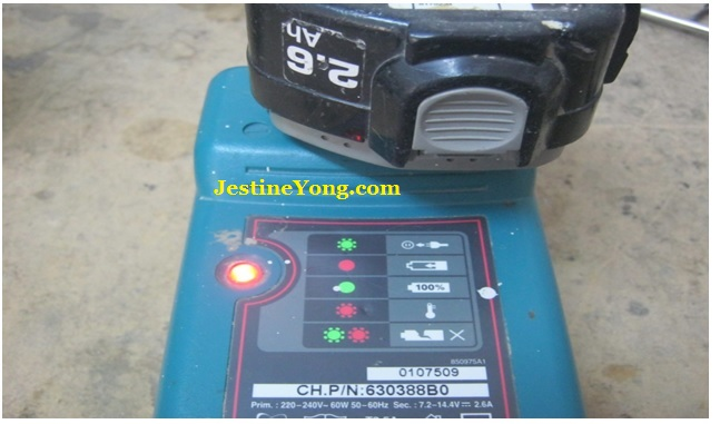 how to fix and repair makita battery charger