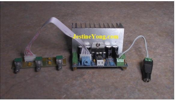 amplifier speaker  100 watt