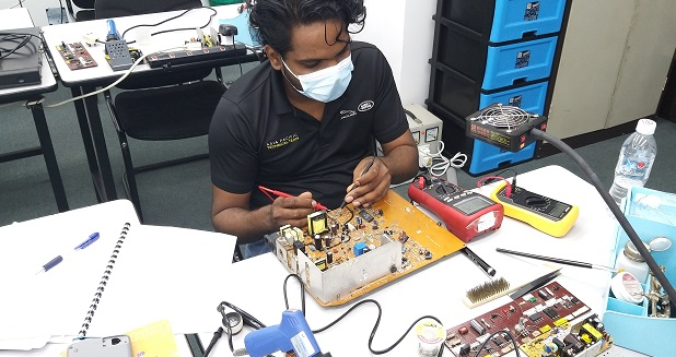 technical training in malaysia