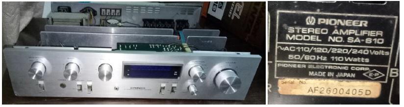 how to fix a broken amplifier