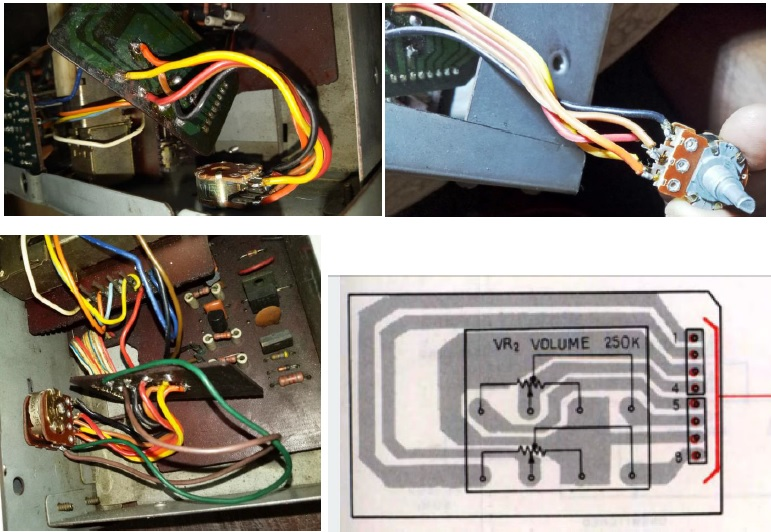 how to fix a broken pioneer amplifier
