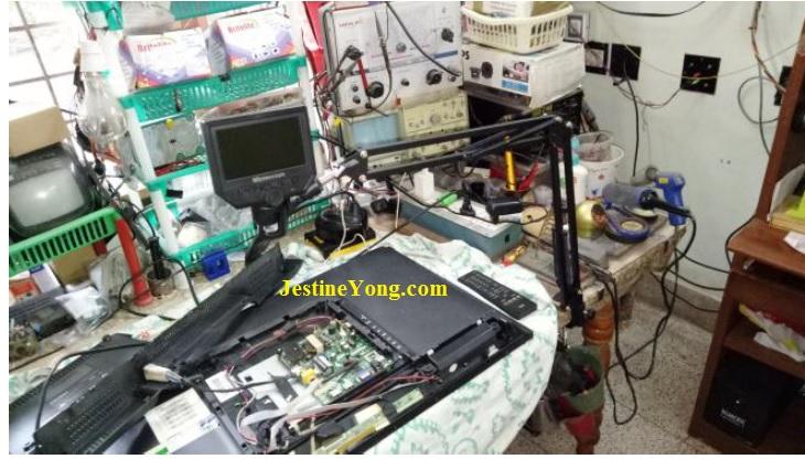 technical repair table
