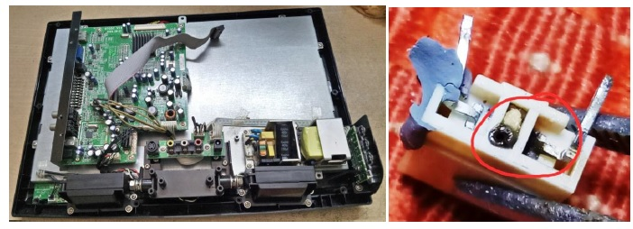 how to convert lcd monitor to led monitor