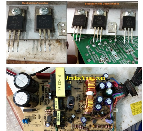 how to repair and fix atx