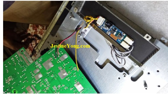 conversion of lcd backlight to led backlight