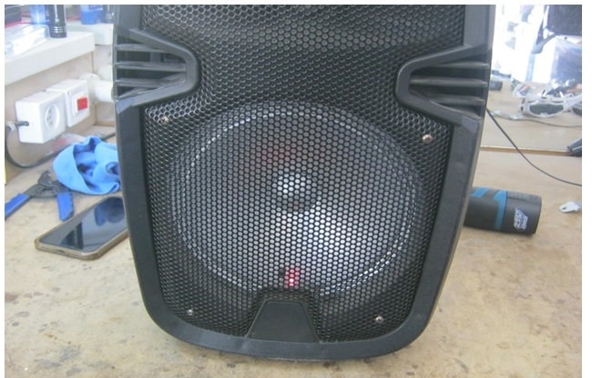 fixing active speaker