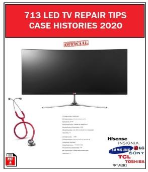 713 led tv repair ebook