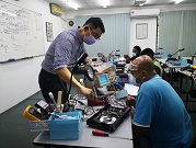 electronics repair course for nilai student