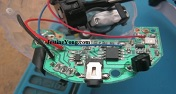 helicopter remote control board