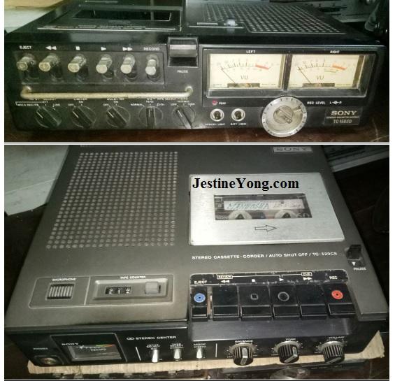 tape recorder repair