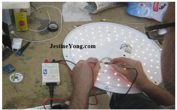 led light tester