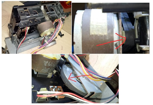 how to fix and repair tape deck
