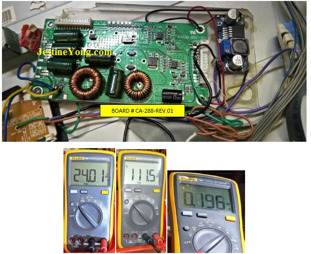 fixing lg led tv
