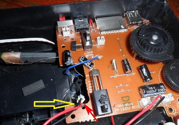 how to fix usb radio