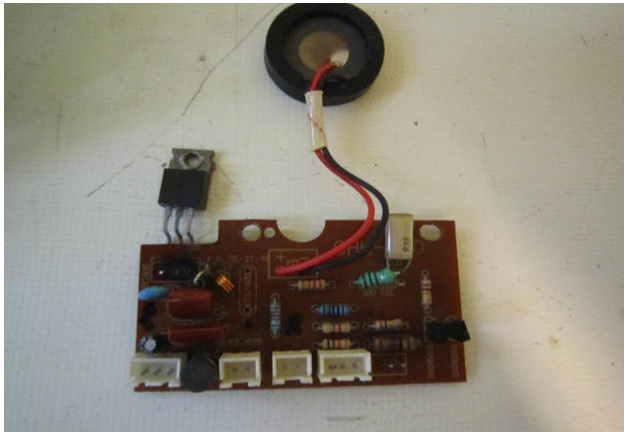 steamer oscillator board