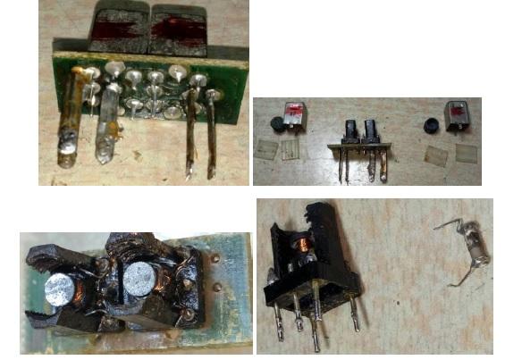 how to fix Philips valve radio