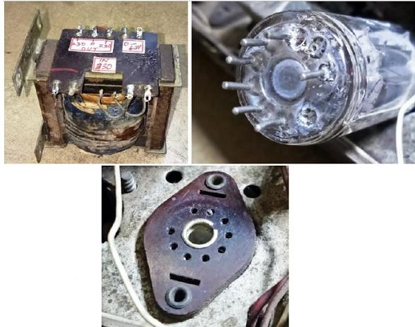 rewinding transformer