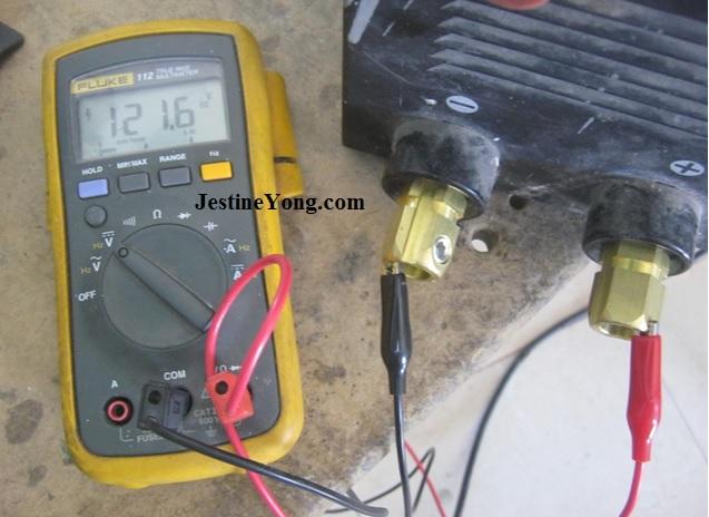 how to fix and repair zika welding machine