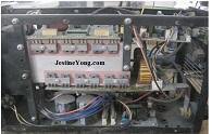 how to fix zika welding machine