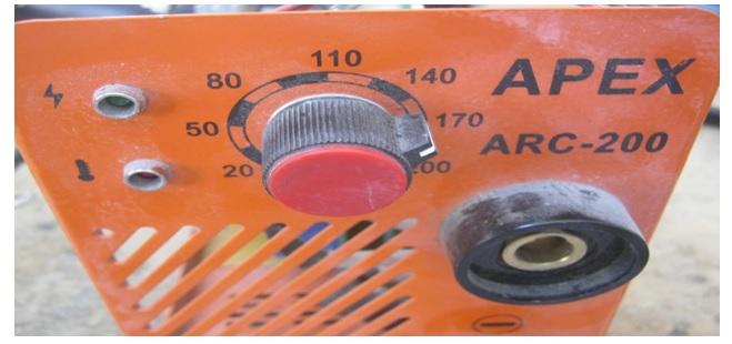 apex welding machine repair