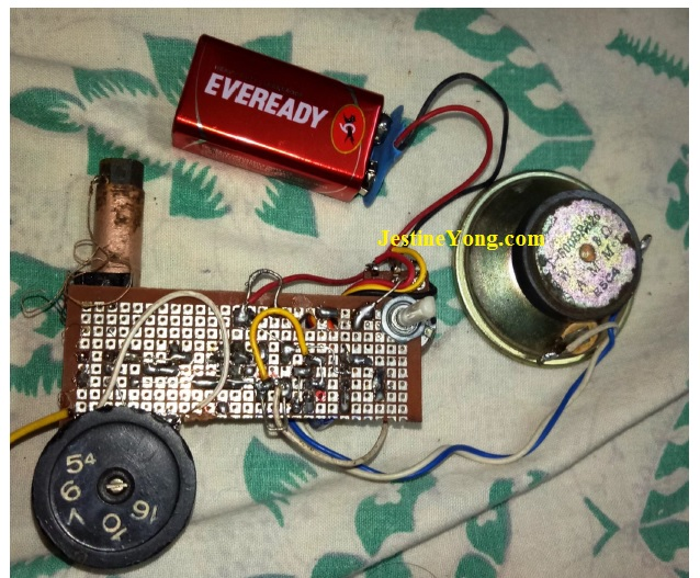 how to build your own am radio