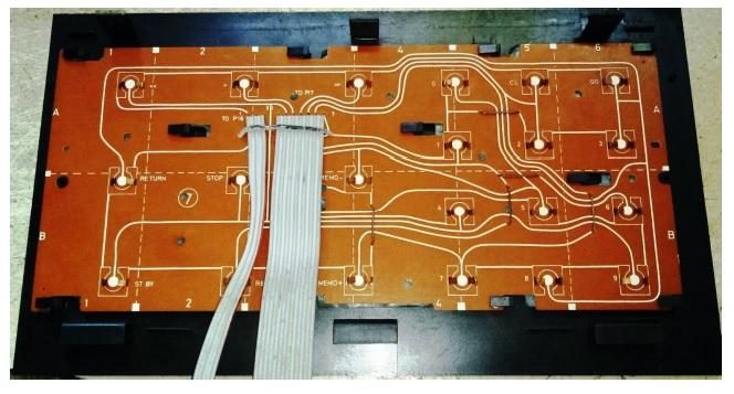 keyboard circuit repair