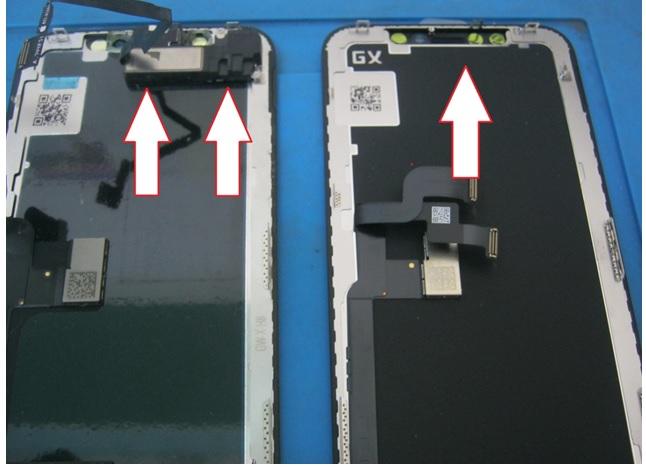 replace iphone 10 broken screen