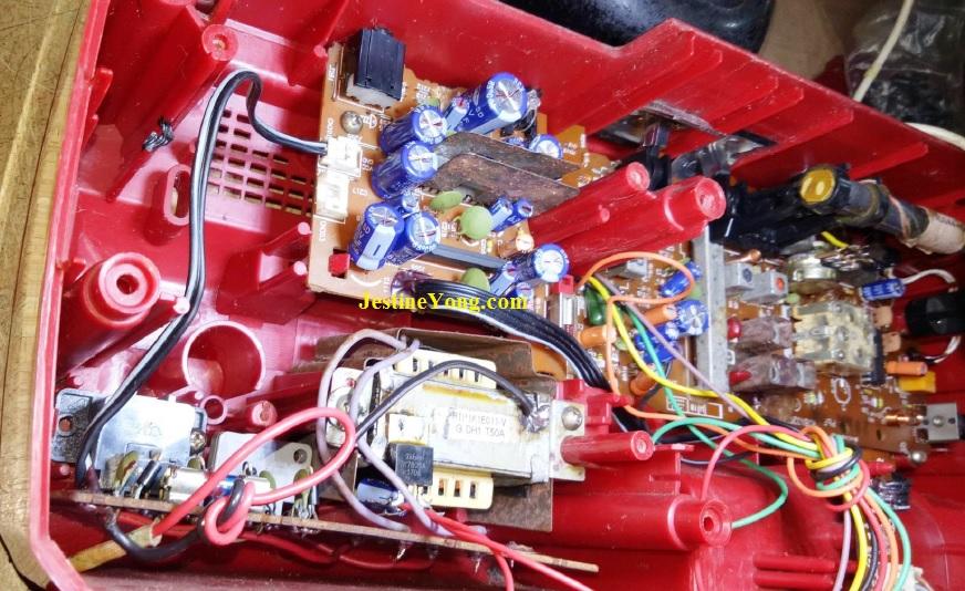 panasonic circuit board repair