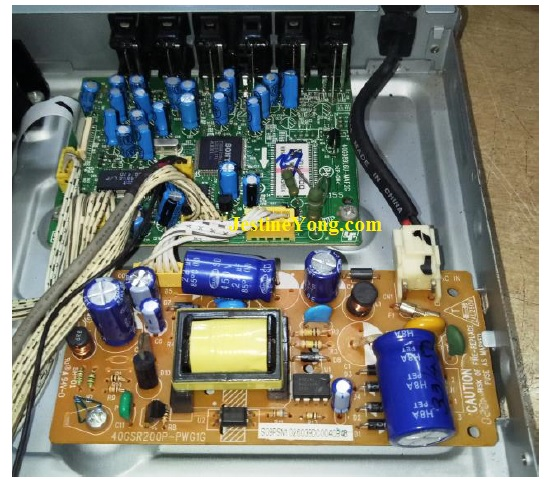how to repair sony dvd player