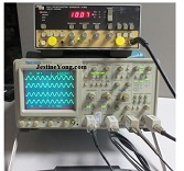 Tektronix 2465A SRAM Chip Replacement By Ferro Magnetic Ram A Great Success