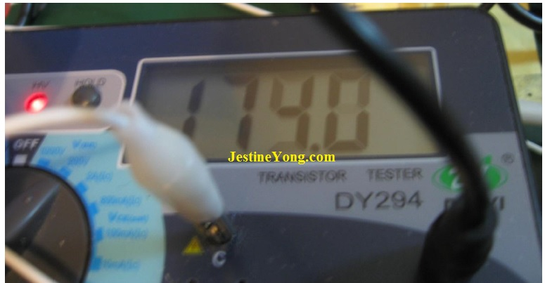 dy294 test component