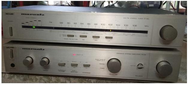 fixing amplifier